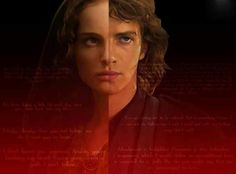 Padme and anakin. Episode three makes me cry like a baby