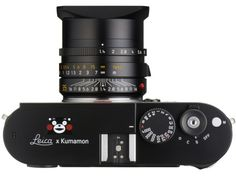 ARE YOU FUCKING KIDDING ME?!  A FUCKING KUMAMON CAMERA MADE BY LEICA?! I CAN OFFICIALLY DIE WITHOUT REGRET.