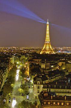 Tower in Paris