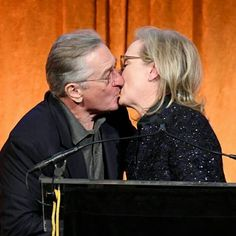 Meryl Streep & Robert De Niro #2018