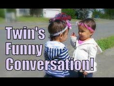 Twin's Funny Conversation! - June 16, 2015 -  ItsJudysLife Vlogs