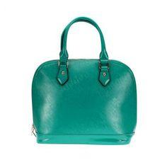 Gepflegte Handtasche in 5 schicken Farben #turquoise #handbag #fashion #jepo