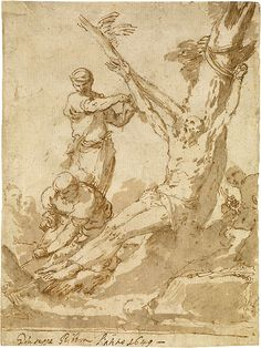 José de Ribera (1588?–1652)Martyrdom of St. Bartholomew The Morgan Library
