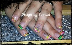 bunt Nails, Beauty, Shoes, Finger Nails, Beleza, Zapatos, Ongles, Shoes Outlet, Nail