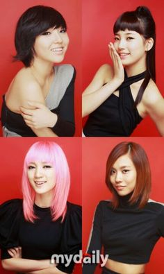 Miss A kpop