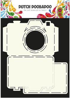 470.713.520 Dutch Card Art- Camera 2delig