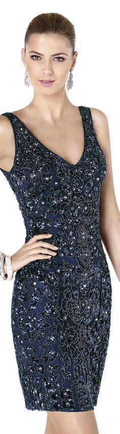 Pronovias ALYSA COCKTAIL DRESSES 2015 COLLECTION