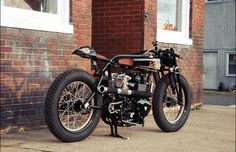TT Deluxe Triumph Custom by LC Fabrications