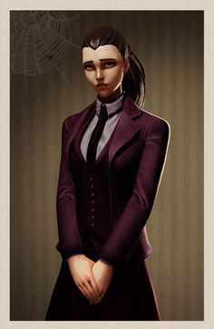 Amelie Lacroix by Shmagomolova Overwatch Widowmaker, Bd Art, Heroes Of The Storm, World Of Darkness, Female Character Design, Marvel, Shadowrun, Bioshock, Amelie