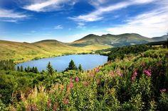 Lac de Guéry en Auvergne #voyage #france #auvergne #massifdusancy