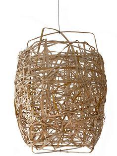 Ay illuminate lampen en verlichting in natuurlijke materialen | Lineo