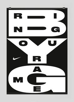 Studio Feixen / Nike / Concept / Basketball / Poster / Bring Your Game / Campaign / Visual /language / Design / Graphism