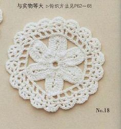 #ClippedOnIssuu from Crochet lace № 60