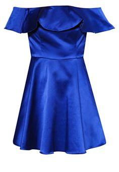Robes de soirée Topshop Petite Robe de soirée - cobalt bleu royal: 28,00 € chez…