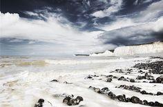Landscape photography by Craig Easton Photography Tours, Landscape Photography, White Cliffs Of Dover, Famous Pictures, East Sussex, Portrait, Outdoor Activities, Seaside, Tourism