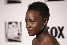 Lupita Nyong'o - Arrivals at Fox and FX's Golden Globes Afterparty