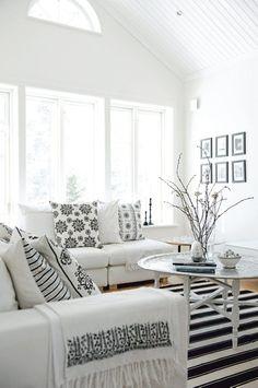 Oturma Odası  - Inspiring Interiors