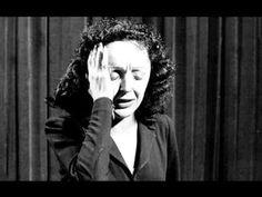 """Edith Piaf - Mon Dieu (My God) (EDITH PIAF-Immortal """"Little Sparrow"""" of France)"""