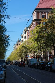 Bulevardi, Helsinki, Finland