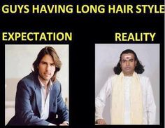 Indian People Long Hair Reality