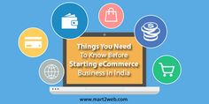 Things you need to know before starting #eCommerce #business in India