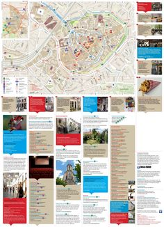 Cuneo tourist map Pinterest Tourist map Italy and City