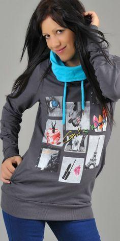Pullover fashion! Una prenda chic y casual. Antes 24,90 € y ahora por solo 16,90 €
