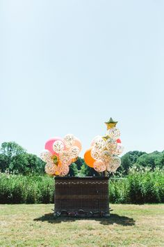 Hot Air Balloon Basket Yew Tree Lakes Wedding Charlotte Hu Photography #HotAirBalloon #Wedding Tipi Wedding, Wedding Reception, Our Wedding, Balloon Basket, Pick And Mix, Wedding Balloons, Getting Engaged, Wedding Coordinator, Hot Air Balloon