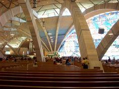 architecture : San Padre PIO Cathedral in S.Giovanni Rotondo Renzo ...  #architecture #Piano #Renzo Pinned by www.modlar.com