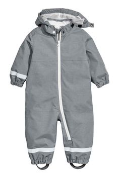 Shell all-in-one suit | H&M