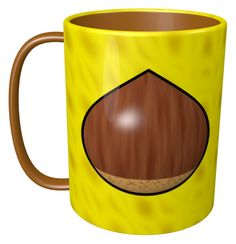 Chestnut Mug / #Tableware