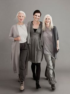 images of fashionable looks for older women. - Google Search