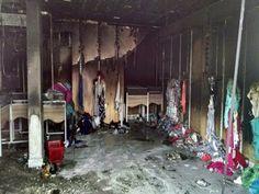 JORNAL O RESUMO: Depois da destruição do fogo só resta empresário r...