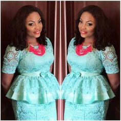 Nigeria Lace Latest Styles In Fashion