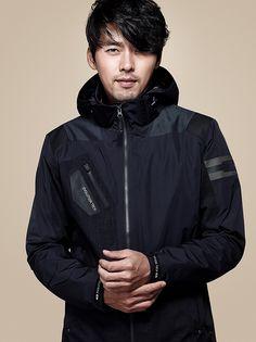 Hyun Bin's 4th Batch Of K2 F/W 2015 Visuals | Couch Kimchi