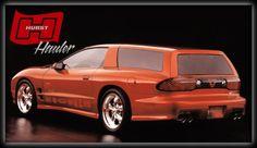 2000 Pontiac Firebird Hurst Hauler