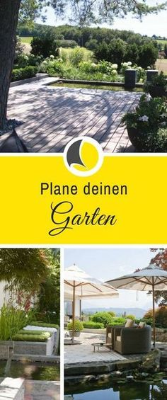 Use garden planner online for free - planungswelten.deWith our garden planners you can easily plan your terrace and outdoor facilities - planning worlds www.
