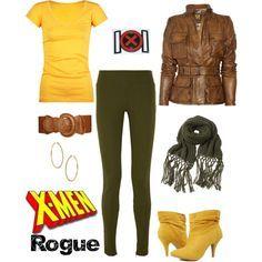 rogue costume diy - Google-søgning