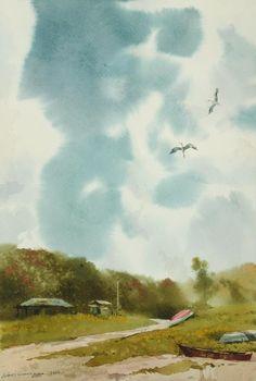 Картинки по запросу герасимюк андрей (акварель)