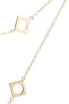 Arme De L'Amour - Layered Gold-plated Necklace - one size