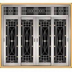 220 Best Grill Design Images In 2019 Door Grill Iron Gates Doors