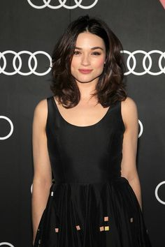 crystal reed hair - Google Search