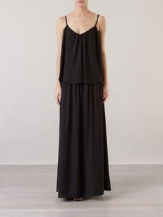 Mellina Vestido Longo - Mellina - Farfetch.com