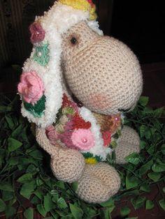 "Gift-+Sheep+""Dolly""+from+DashaVikta+by+DaWanda.com"