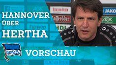 Hannover über Hertha - Stendel - Hertha BSC - Berlin - 2016 #hahohe