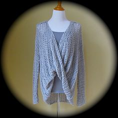 "Ravelry: LBK63's The ""Simply Elegant"" Sweater"