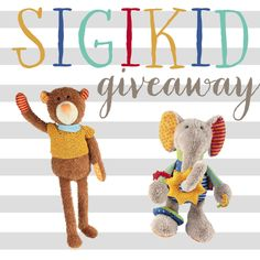 Sigikid Baby Toys Giveaway » Daily Mom