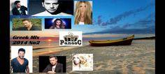 Best New Greek Mix 2014 No2 - DJ Panos C