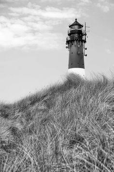 Lighthouse (Hörnum) by Florian Hagemann, via 500px