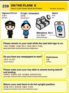 Easy to Learn Korean Language 231 ~ 240 Korean Words Learning, Korean Language Learning, Learn A New Language, How To Speak Korean, Learn Korean, Korean Expressions, Learn Hangul, Korean Phrases, Korean Lessons